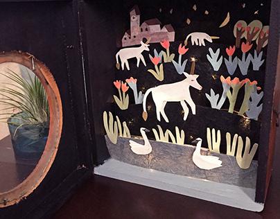 Paper Dioramas