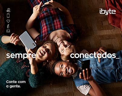 ibyte - sempre conectados_