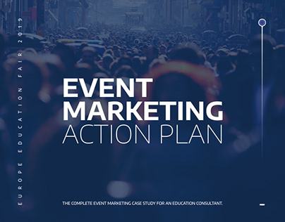 Event Marketing Action Plan - The Step-by-Step Guide