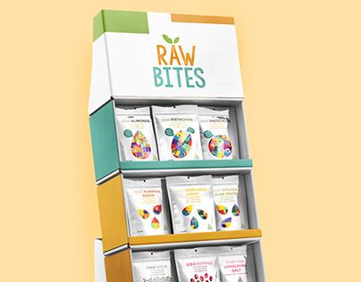 Raw Bites | Graphic Design