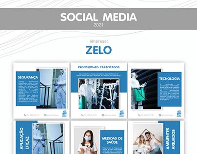 Social Media - Zelo