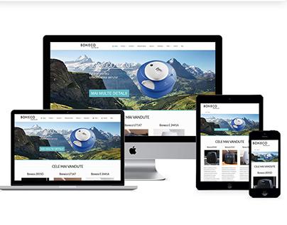 Boneco website