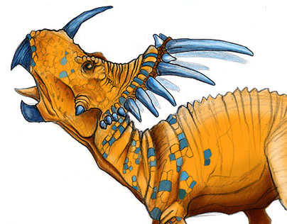 Dino re-color