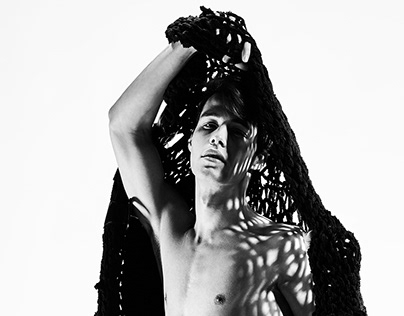 BW editorial - Dino Alves Concept & Styling