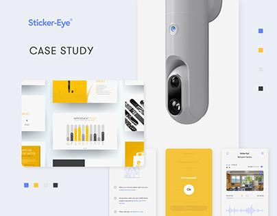 Sticker-Eye Branding - Case Study