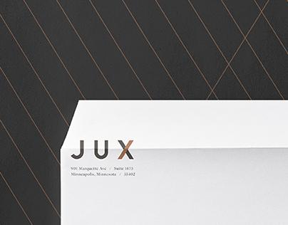 Jux Law Branding