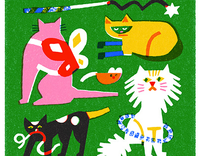 Caturday Cats