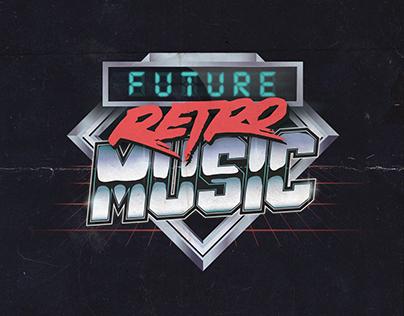 Future Retro Music (Logo)