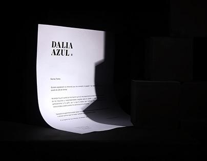 DALIA AZUL