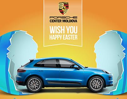 Porsche Center Moldova Email design