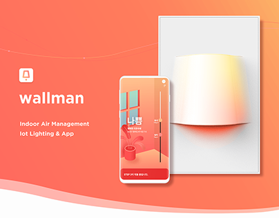 WALLMAN-Indoor Air Management IoT Service
