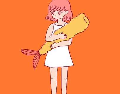 Food Girls