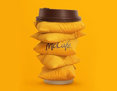 McCafé - advertising campaign