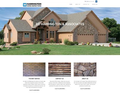 Harrington Home Inspections Website