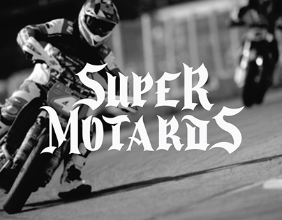 Super Motards | Logo design