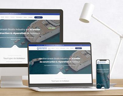 SITE WEB Medboat