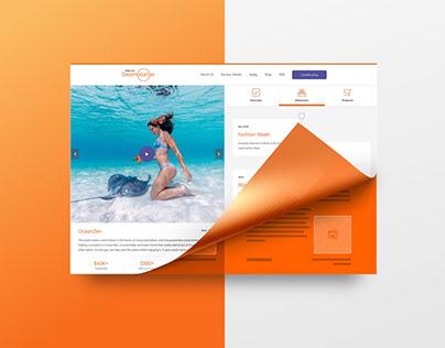 Dreamstarter website