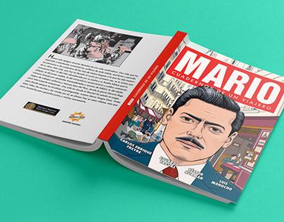 COMIC MARIO VARGAS LLOSA (2016)