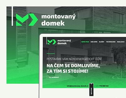 Montovany-domek.CZ