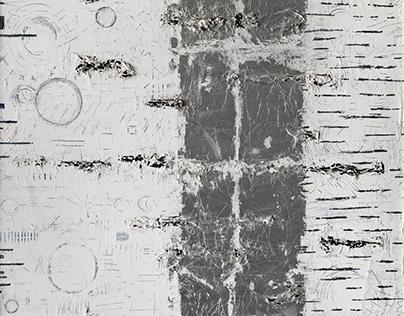 Terramarkings Series / Paintings