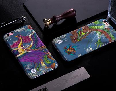 Guoguan Original Design iPhone Case国馆原创设计手机壳