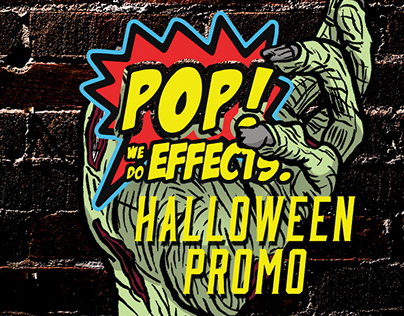 \\ POP! Effect Halloween Promo //