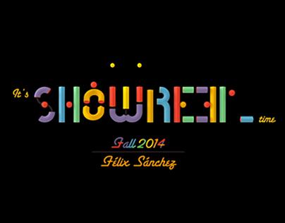 Showreel / Fall 2014