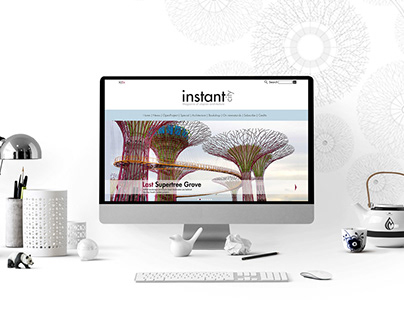 Instantcity web - by Metis