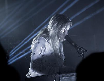 Konsert med Astrid S og Hanne Mjøen