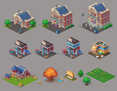 Test Style: Township