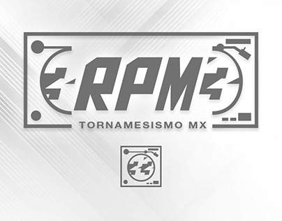 3rpm3Mx - Branding