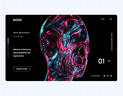Prosthetics | Bionics Website