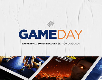 Papcas Media / 2019-2020 Gameday Design