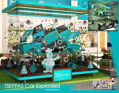 TSEPPAS Car Exploded