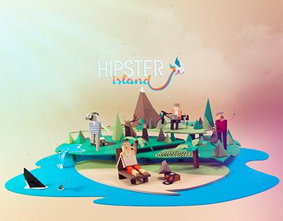 Hipster Island