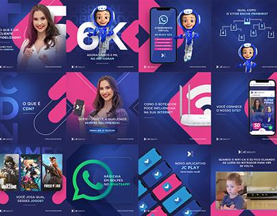 Social Media - JC TELECOM
