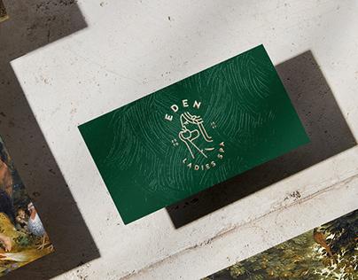 Eden | Ladies Spa Brand Identity