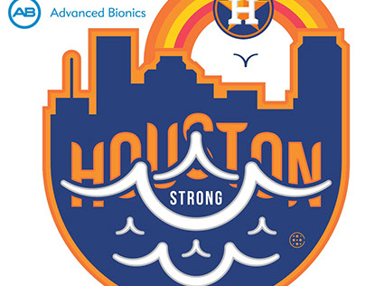 Even Stronger: An Iconic Mark for Houston Strong