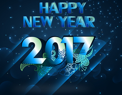 New year wishes.