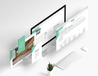 Site portfolio architecte