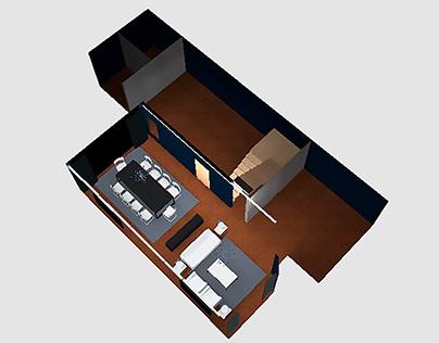 Diseño de iluminación residencial