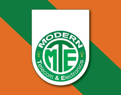 MODERN TELECOM &ELECTRONICS LOGO