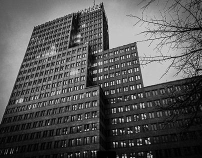 Berlin-city of lines
