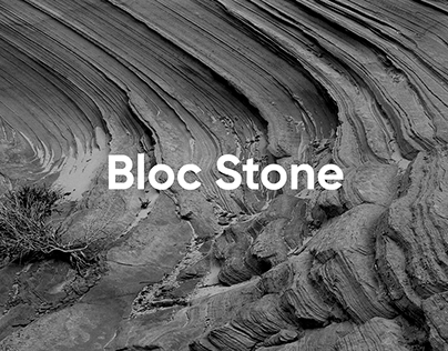 BLOCSTONE - Identity & Website