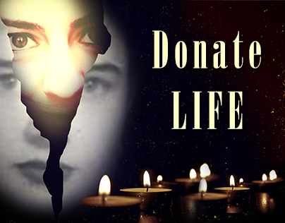 DONATE LIFE (POSTER)