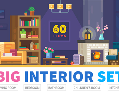 INTERIOR CONSTRUCTOR - furniture & rooms