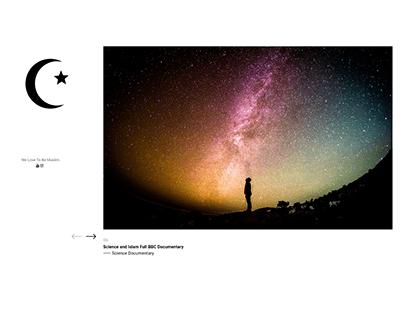 Best Islamic Website Design