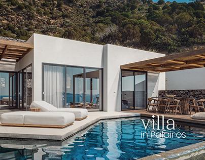Villa in Palairos