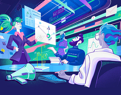 A Cyber World
