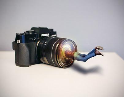 Photography photo manipulation